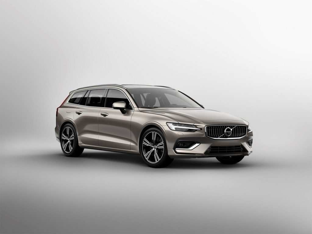 95 The 2019 Volvo Xc70 Wagon Configurations