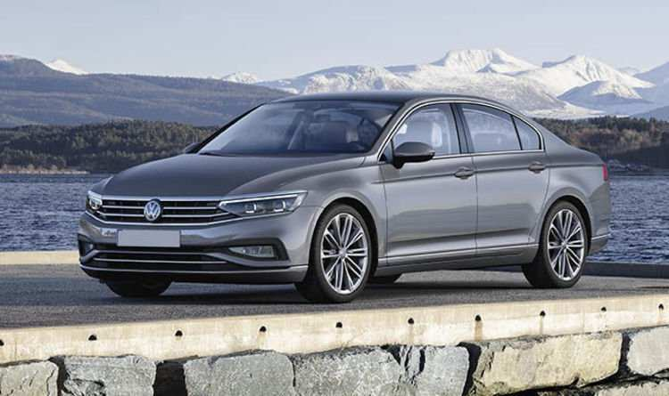 95 The 2019 Vw Passat Research New