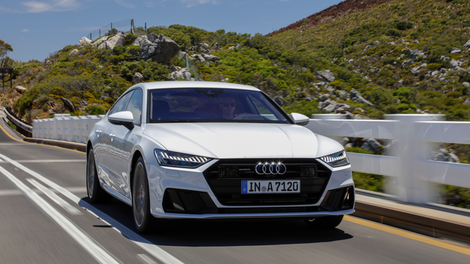 95 The 2020 All Audi A7 Interior