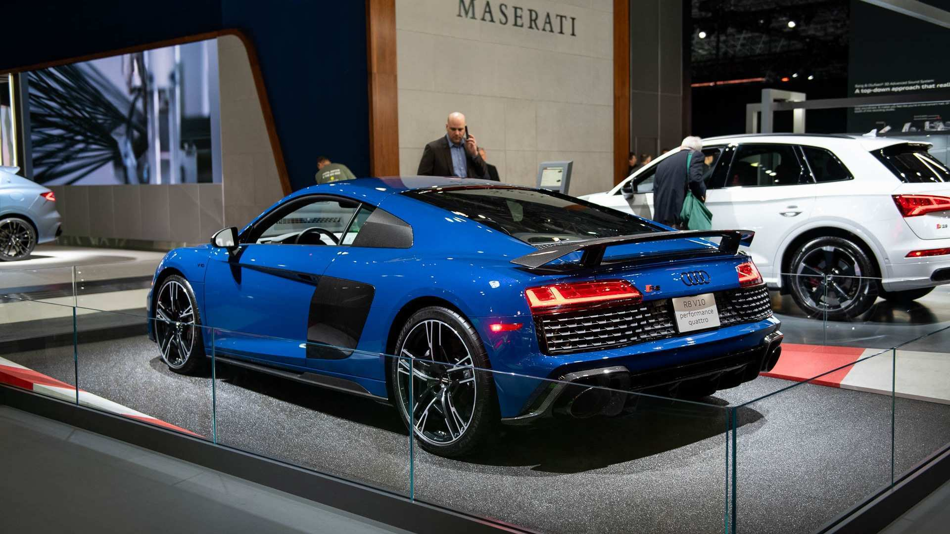 95 The 2020 Audi R8 Images