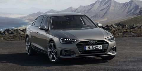 95 The 2020 Audi S4 Style