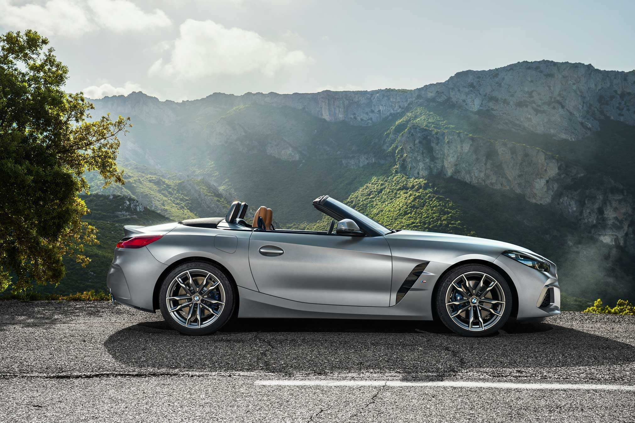95 The 2020 BMW Z4 Roadster Photos
