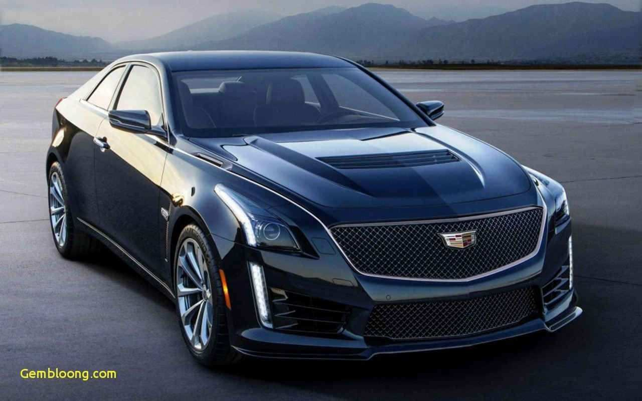 95 The 2020 Cadillac CTS V Release Date and Concept