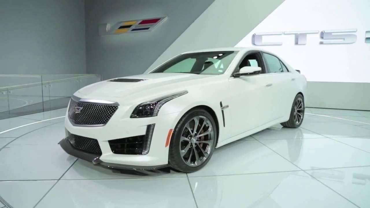 95 The 2020 Cadillac Ciana History