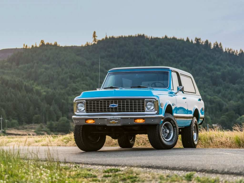 95 The 2020 Chevy K5 Blazer New Model and Performance ...