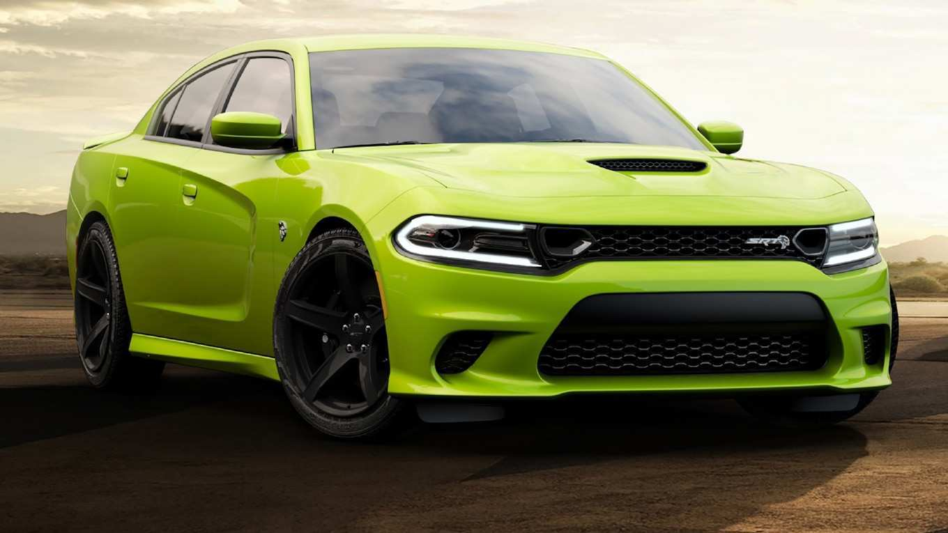 95 The 2020 Dodge Charger Engine History