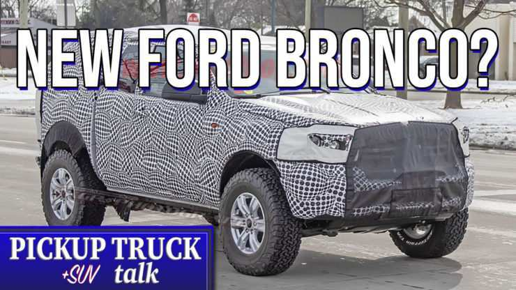 95 The 2020 Ford Bronco Research New