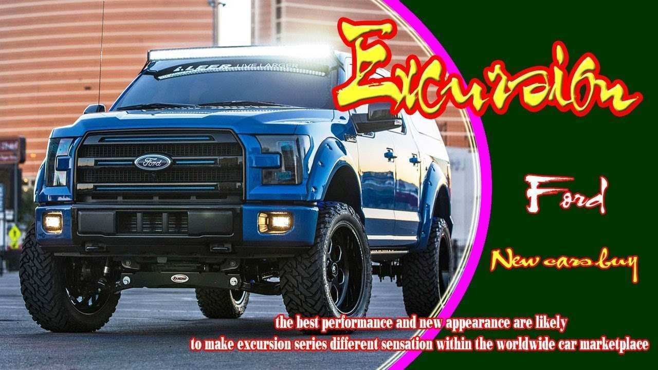 95 The 2020 Ford Excursion Diesel Reviews