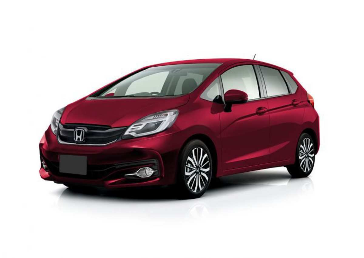95 The 2020 Honda Jazz Picture
