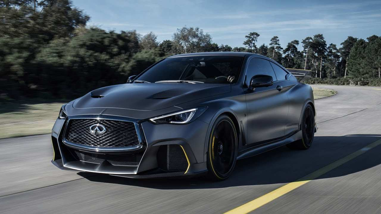 95 The 2020 Infiniti Q60 New Review