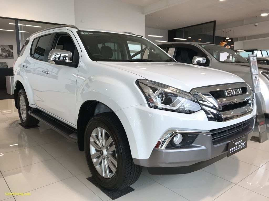 95 The 2020 Isuzu MU X Wallpaper