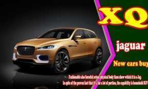 95 The 2020 Jaguar Xq Crossover Release Date And Concept