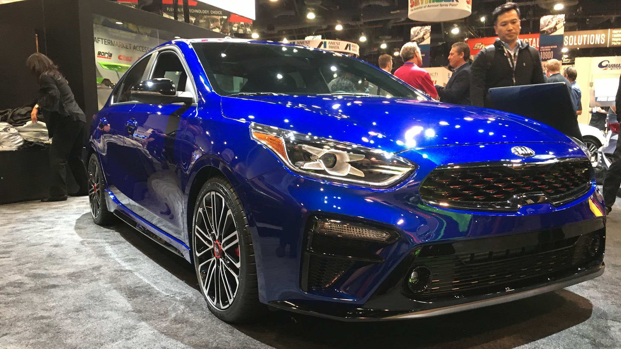 95 The 2020 Kia Forte Gt Pictures