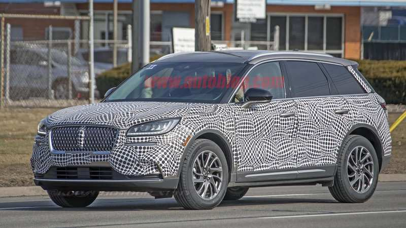 95 The 2020 Lincoln MKS Spy Photos Style