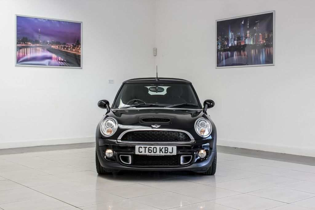 95 The 2020 Mini Cooper Convertible S Model