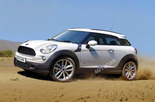 95 The 2020 Mini Cooper Countryman Release Date And Concept