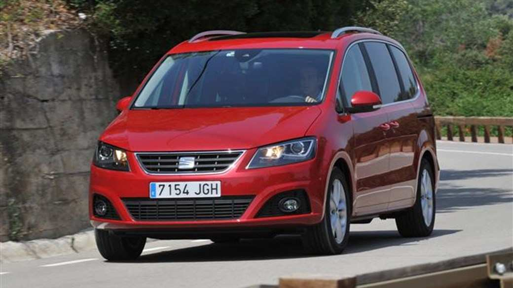 95 The 2020 Seat Alhambra Price