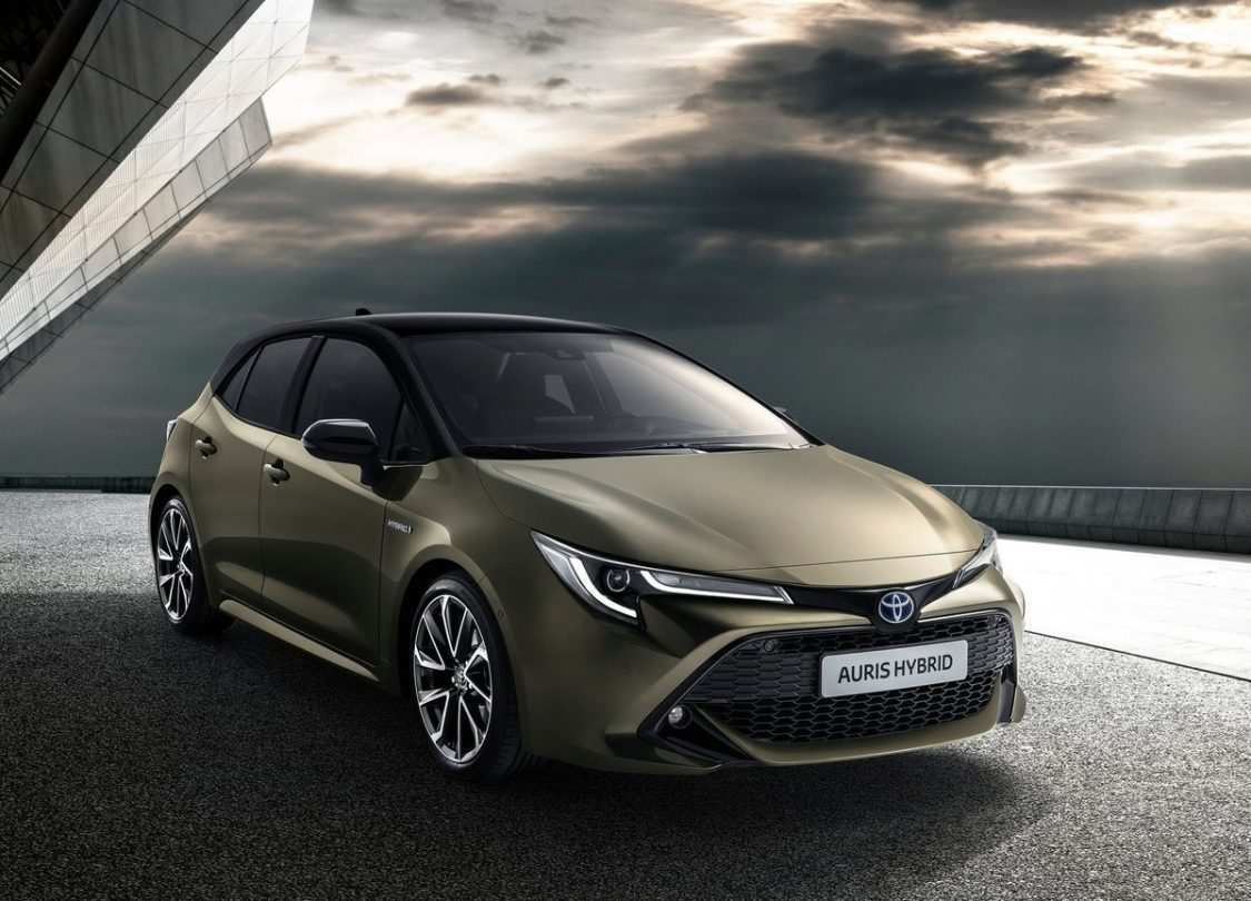 95 The 2020 Toyota Auris Rumors