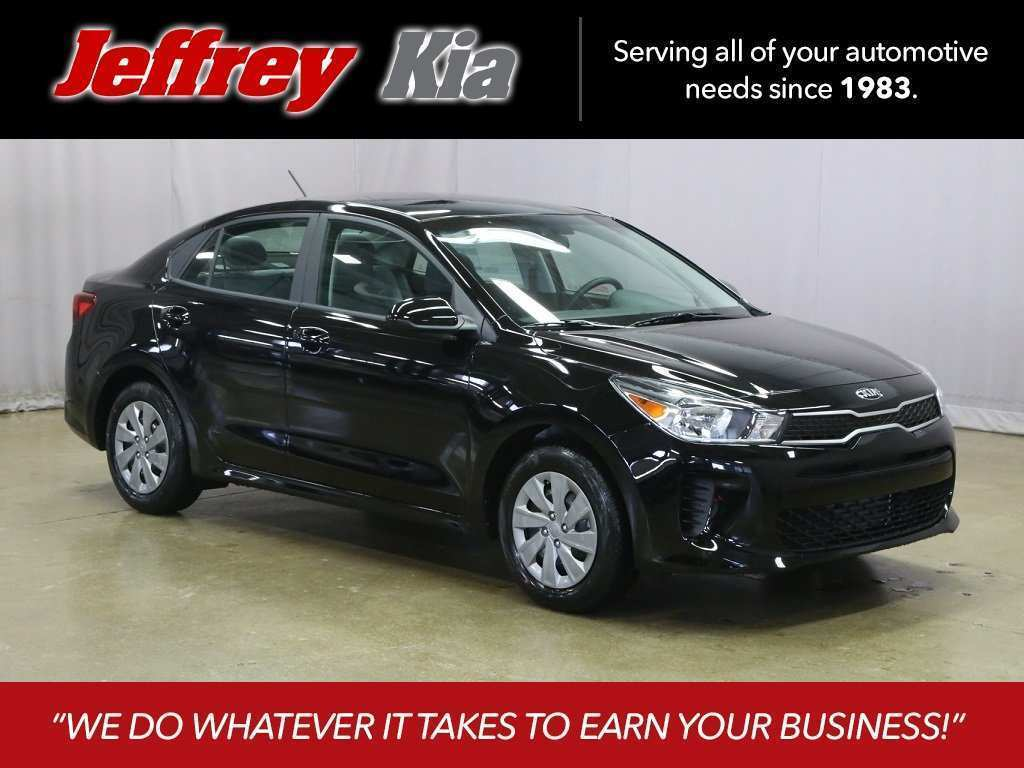 95 The Best 2019 All Kia Rio Spy Shoot