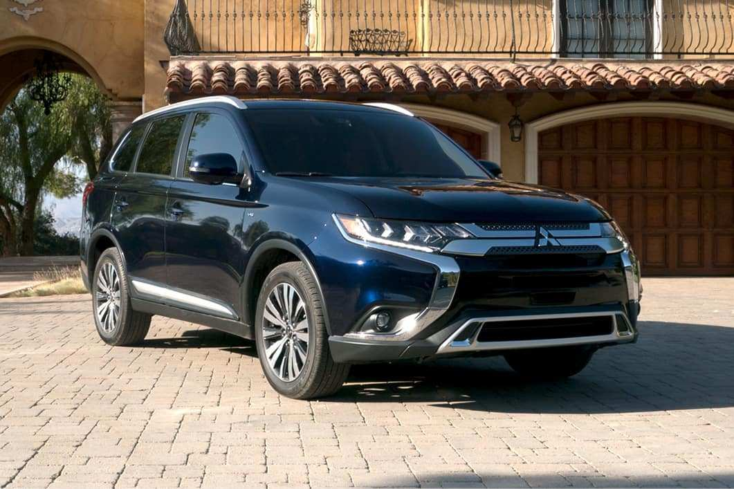 95 The Best 2019 All Mitsubishi Outlander Sport Interior