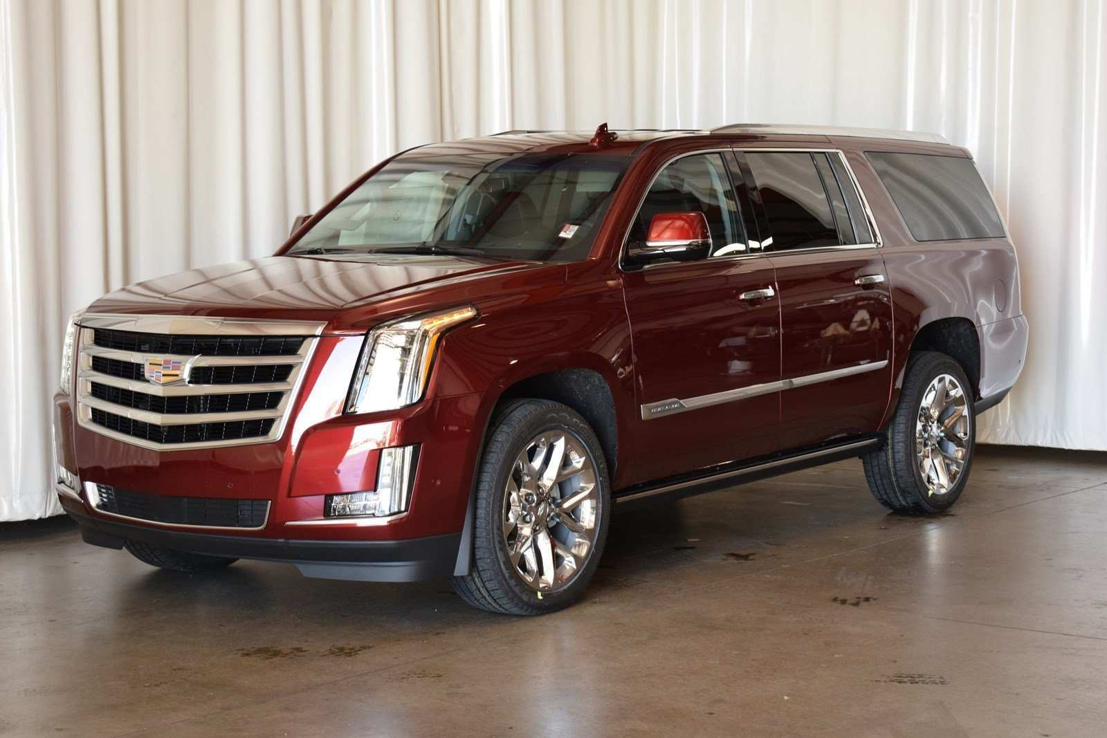 95 The Best 2019 Cadillac Escalade Release Date