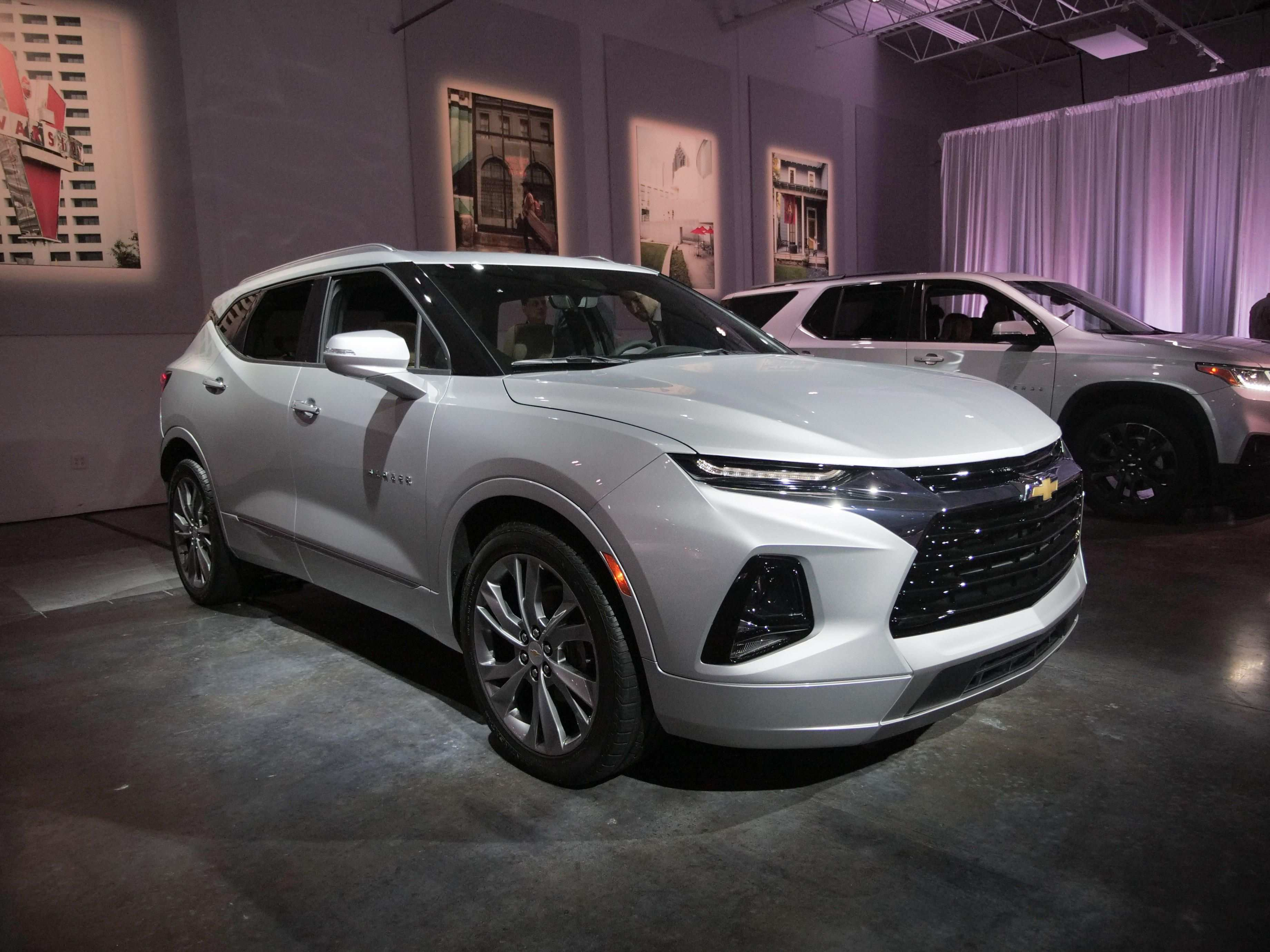 95 The Best 2019 Chevy Trailblazer Redesign And Concept