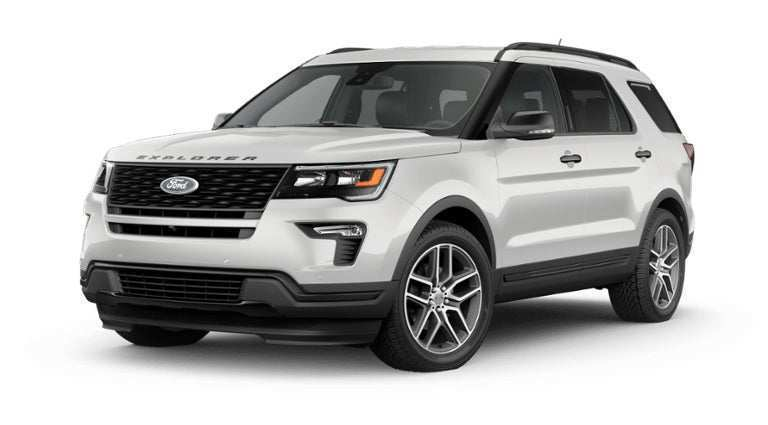 95 The Best 2019 Ford Explorer Sports Review And Release Date