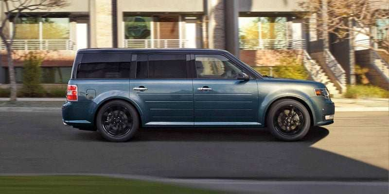 95 The Best 2019 Ford Flex Review