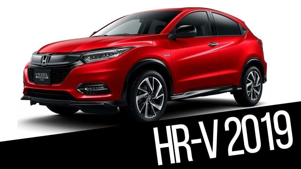 95 The Best 2019 Honda Vezels Research New