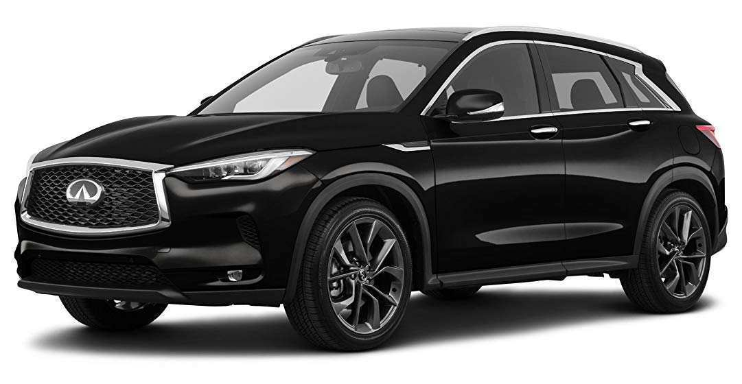 95 The Best 2019 Infiniti Qx50 Black Redesign