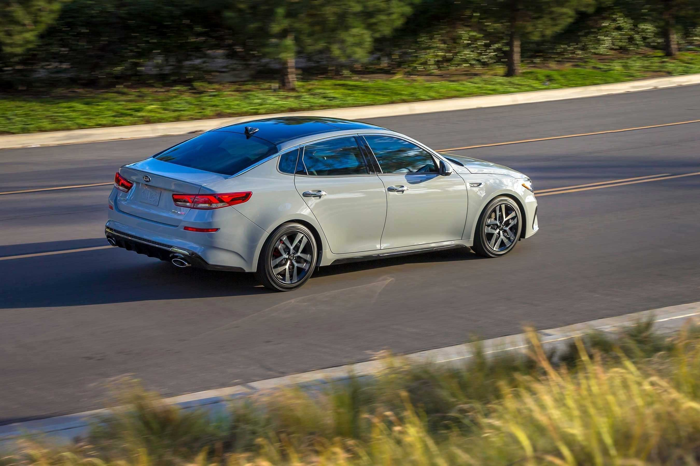 95 The Best 2019 Kia Optima Specs First Drive