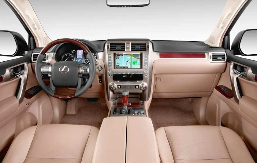 95 The Best 2019 Lexus Gx470 Exterior