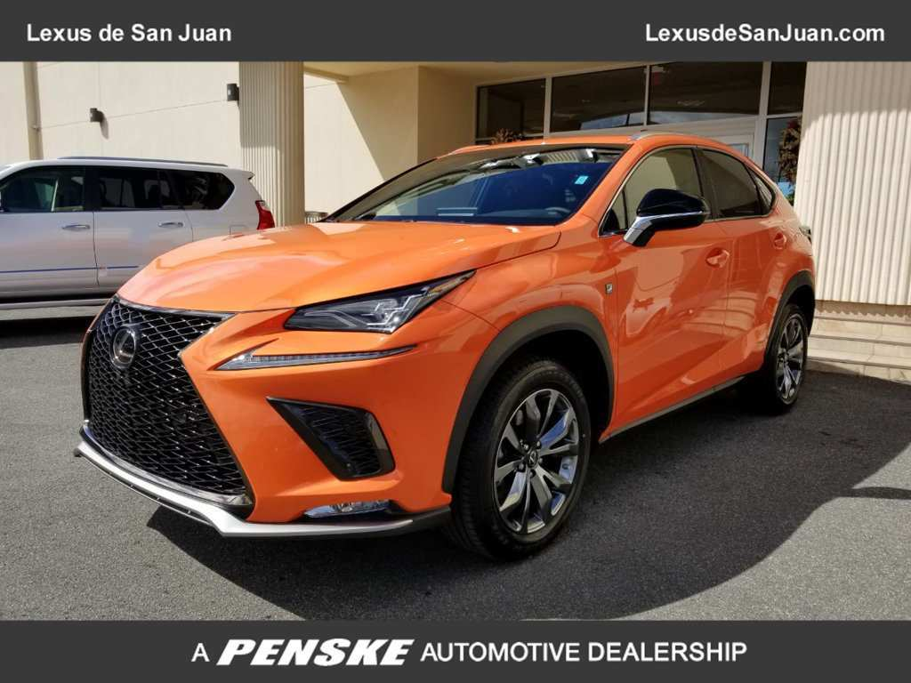95 The Best 2019 Lexus Nx Redesign And Concept