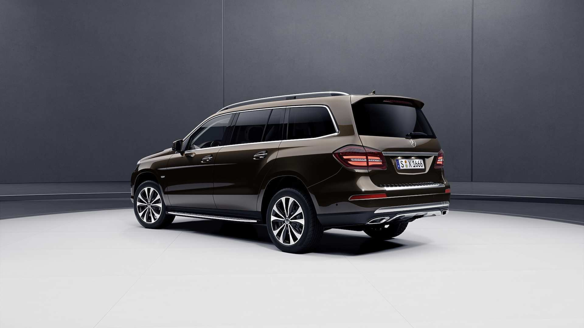 95 The Best 2019 Mercedes Gl Class Style
