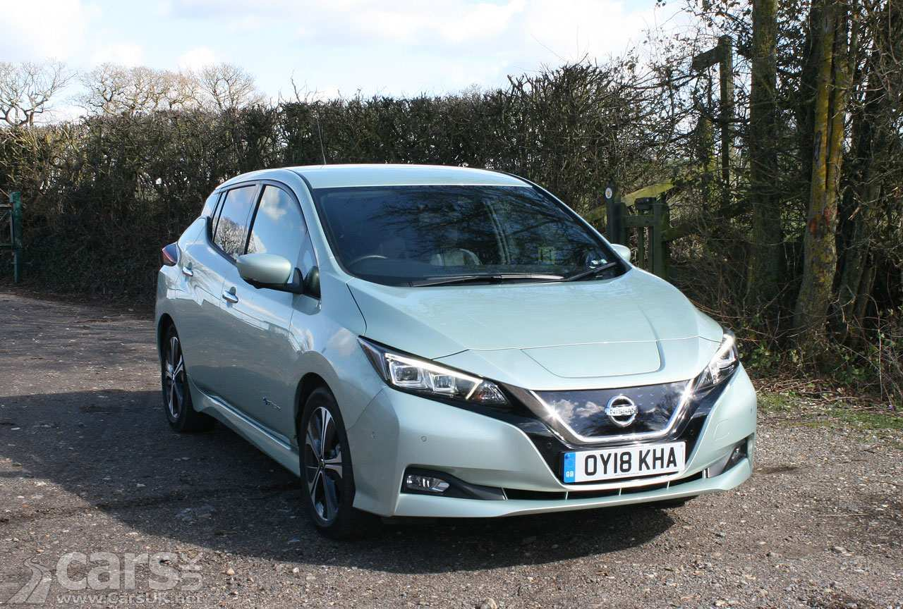 95 The Best 2019 Nissan Leaf Review Redesign