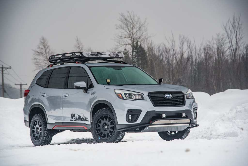 95 The Best 2019 Subaru Forester Sport Photos
