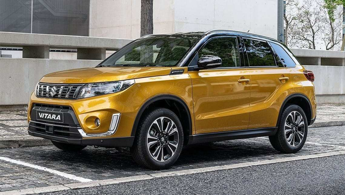 95 The Best 2019 Suzuki Grand Vitara Ratings