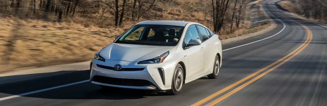 95 The Best 2019 Toyota Prius Pictures Specs