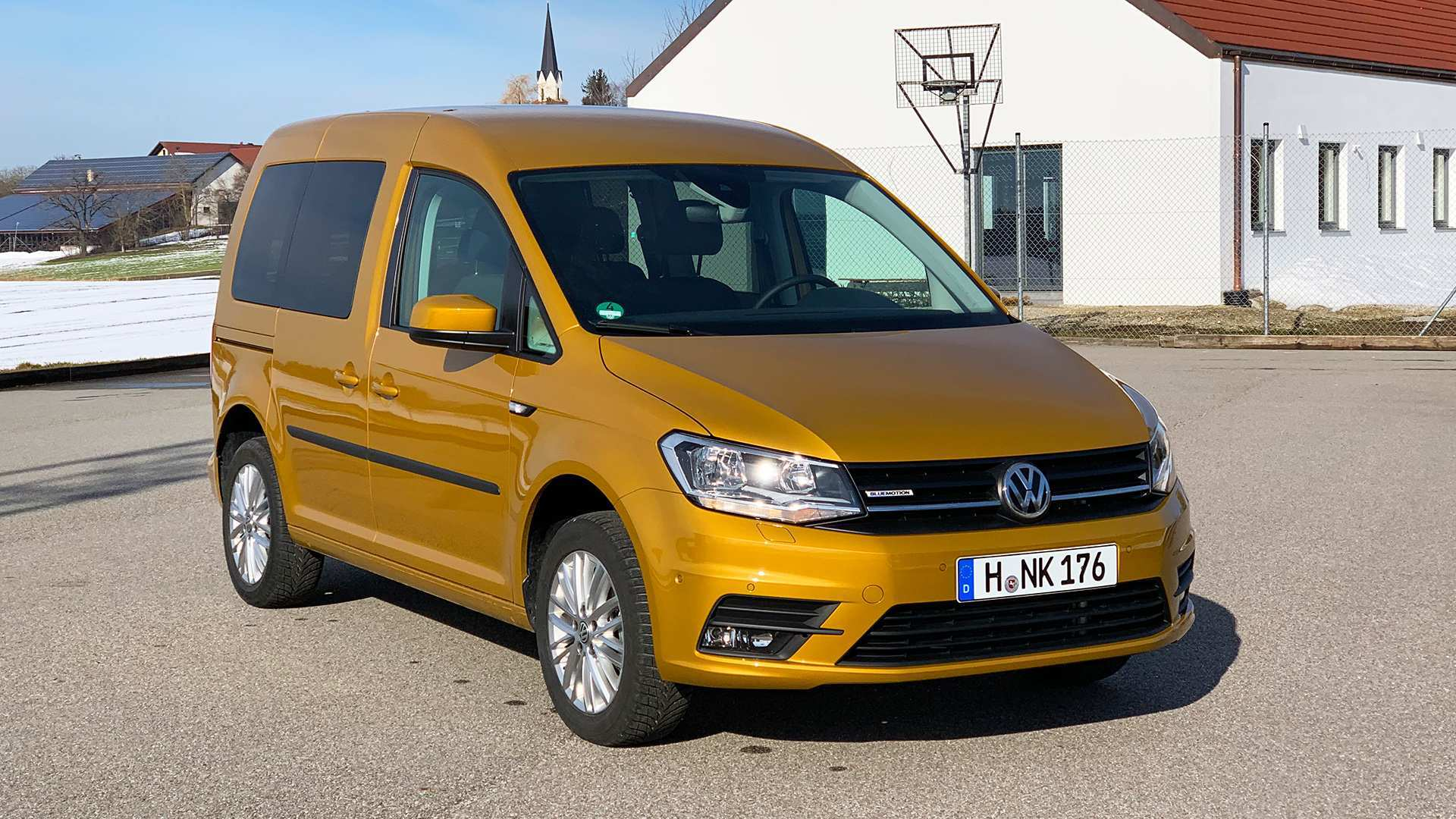 95 The Best 2019 VW Caddy Reviews