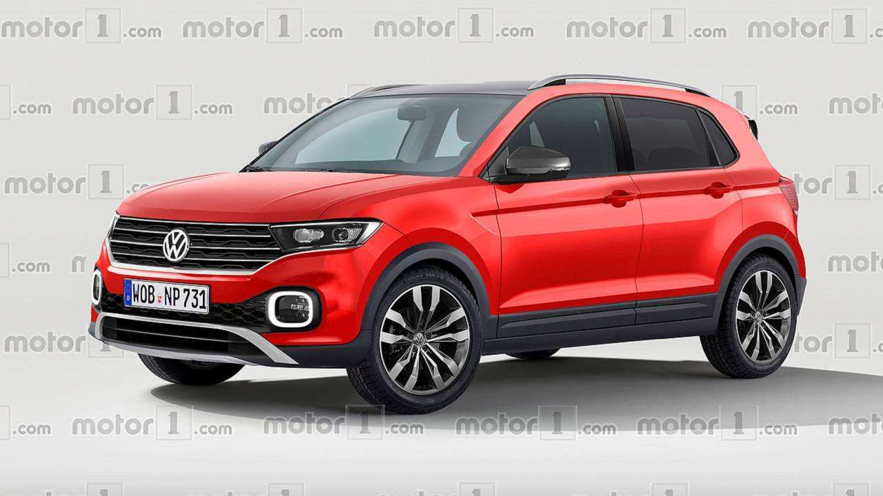 95 The Best 2019 Volkswagen Cross Concept