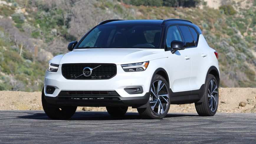 95 The Best 2019 Volvo Xc40 Mpg Images