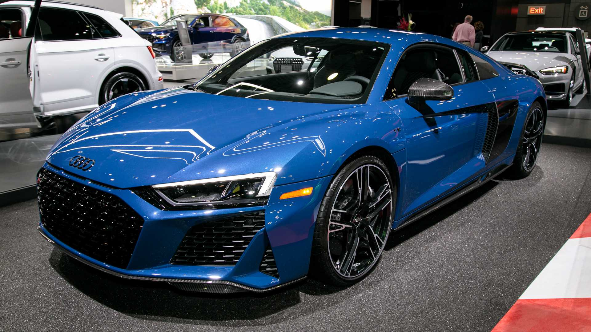 95 The Best 2020 Audi R8 V10 Spyder Research New