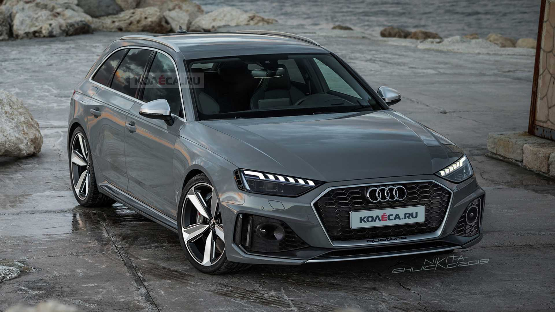 95 The Best 2020 Audi Rs4 Pricing