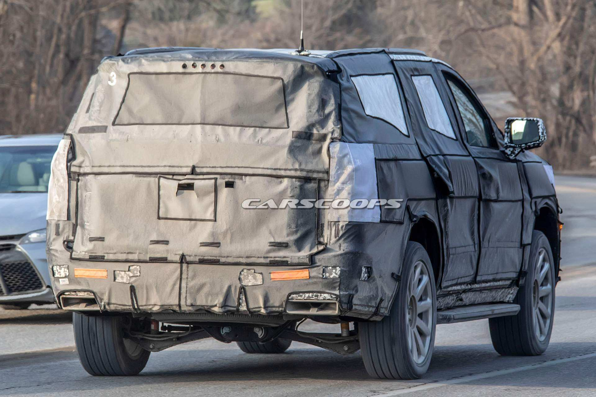 95 The Best 2020 Cadillac Escalade Vsport Price And Review