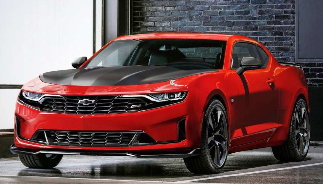 95 The Best 2020 Camaro Ss Release