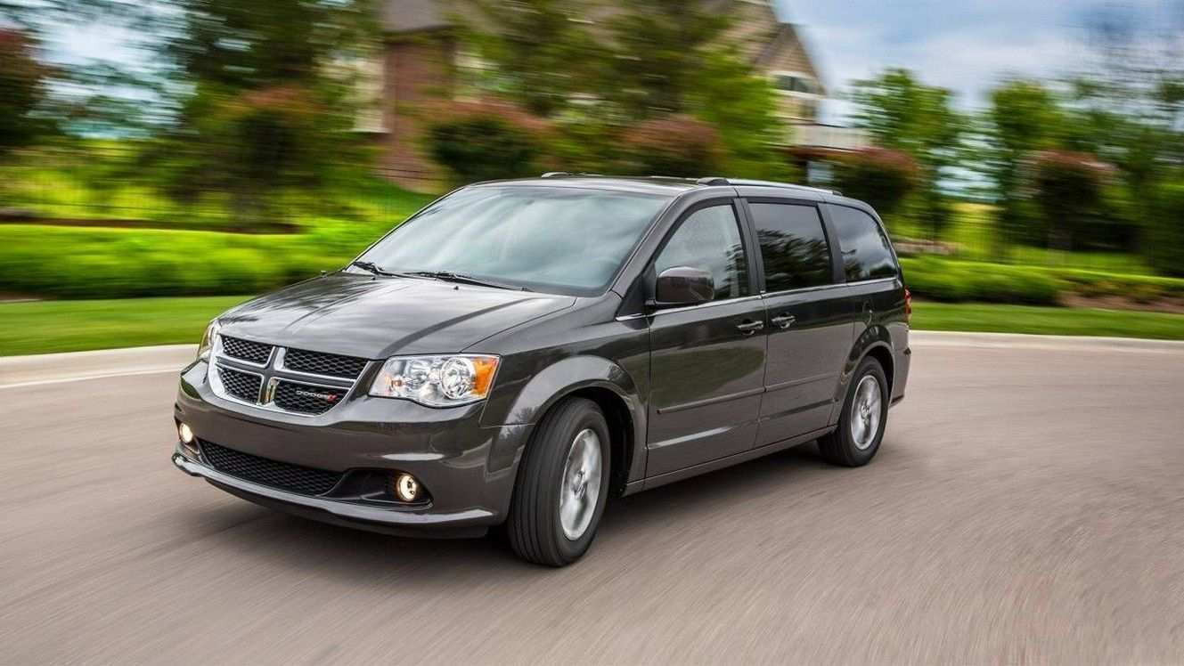 95 The Best 2020 Dodge Caravan Pricing