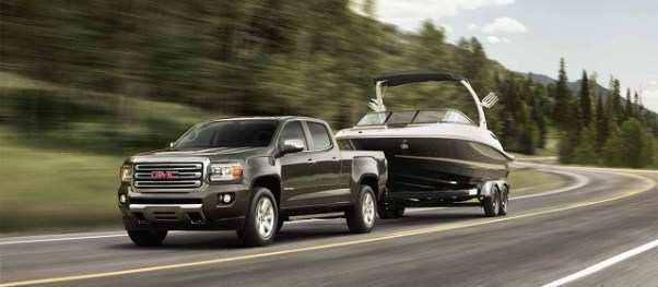 95 The Best 2020 GMC Canyon Updates New Concept