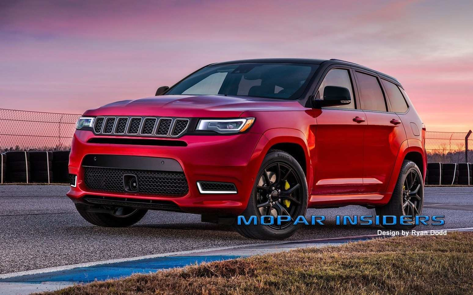 95 The Best 2020 Grand Cherokee Srt Hellcat Review And Release Date