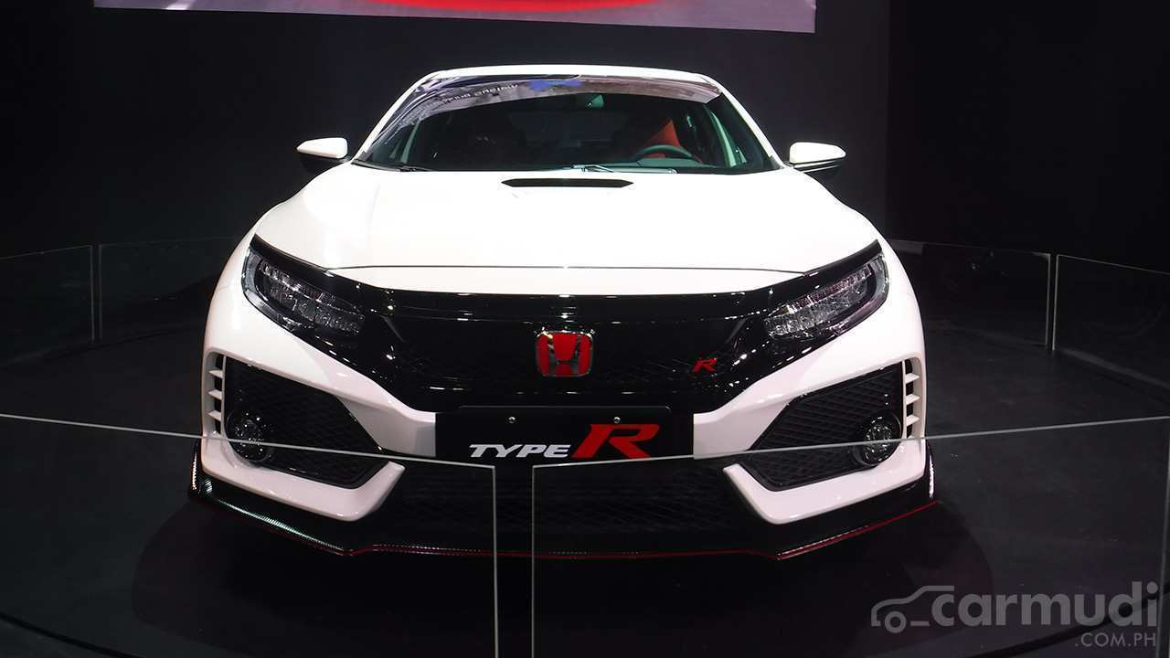 95 The Best 2020 Honda Civic Type R Review