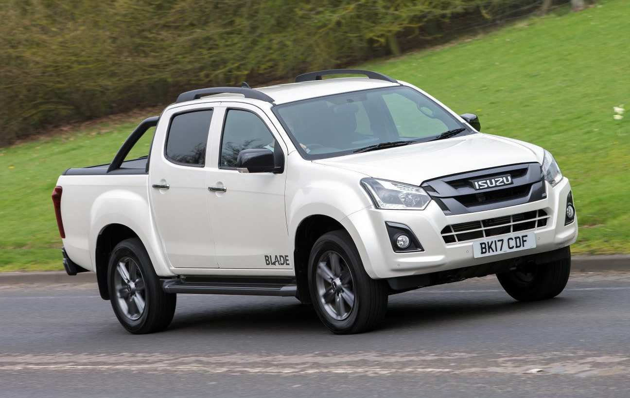 95 The Best 2020 Isuzu Dmax Photos
